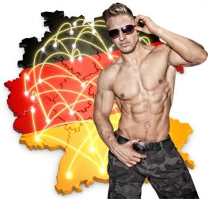 Bundesweit Gogo Boys buchen
